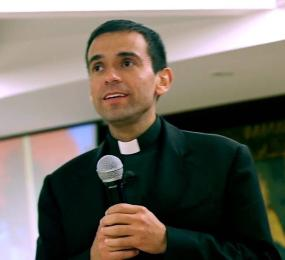 Fr. Cristian Mendoza, Pontifical University of the Holy Cross, Rome